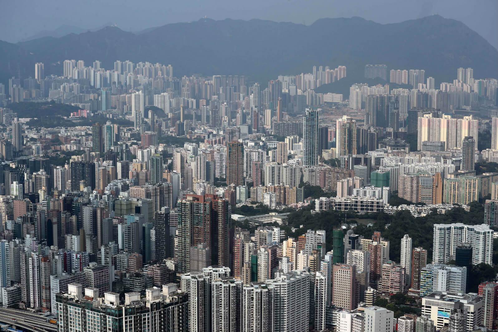 香港物业融资总商会有限公司午餐研讨会–香港楼巿: 供求新趋势